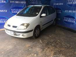 2002 Renault Scenic 1.6 Expression R49,900.00 ref(RR8)