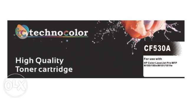 Compatible Toner HP Black or CYAN or MAGENTA or yellow 205A
