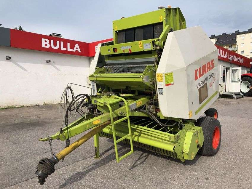 Claas variant 280 rotocut - 2005 - image 2