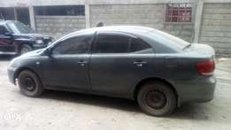 Toyota allion kbt accident free at 450k