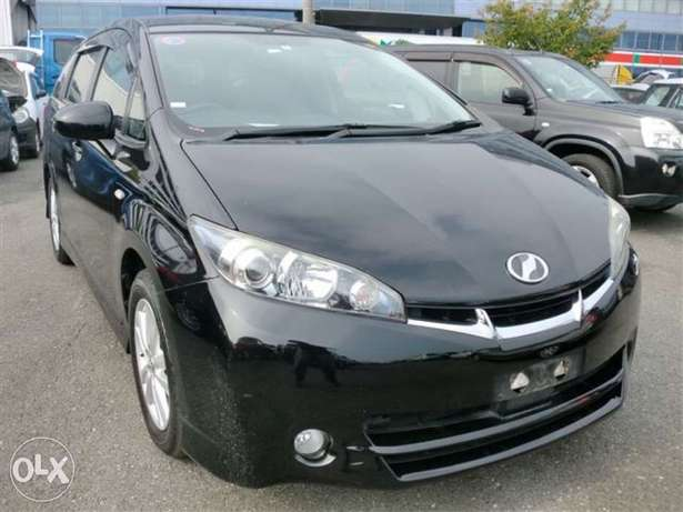 KCP...2010 Toyota Wish with Alloy Rims South C - image 1