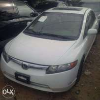 Tokunbo Honda Civic, 2008, Full-Option. Very Ok To Buy From GMI.