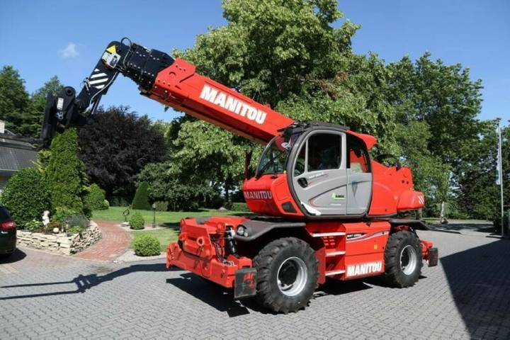 Manitou MRT 2550 Privilege PLUS STAGE 4 - 2019