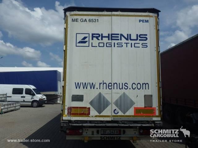 Schmitz Cargobull Semitrailer Prelată culisantă Mega - 2012 - image 4