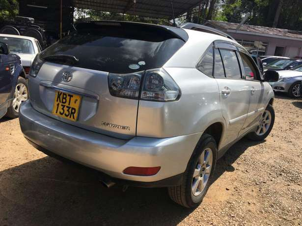 Toyota Harrier Parklands - image 1