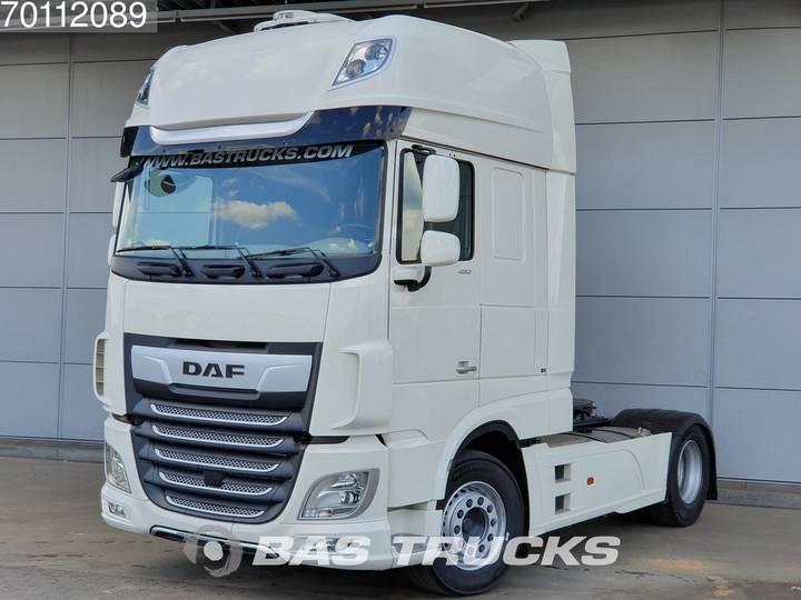 DAF XF 480 4X2 SSC Intarder Standklima ACC Euro 6 - 2017