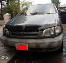 Toyota Sienna CE 1999 (LOCAL USED)