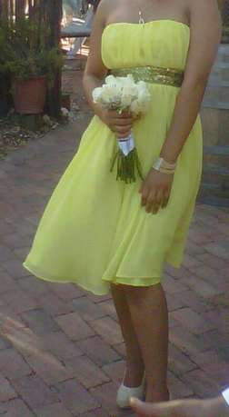 Evening Wear/ Bridesmaid Dress For Hire. Mitchell's Plain - image 2