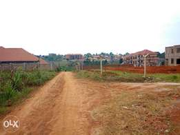 A beautiful 50*100ft of plot on sale in kiwongo-Estate at 45m