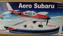 Brand new Aero Subaru 30 cc RC kit for sale