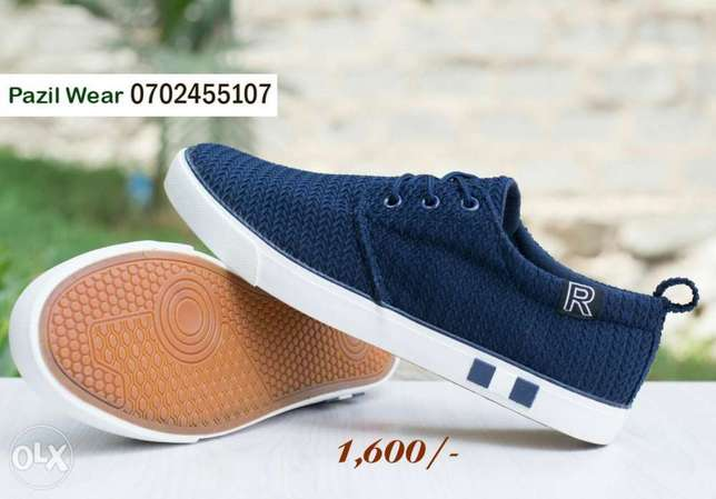High quality rubbers and canvas sneakers Nairobi CBD - image 6