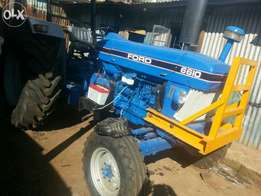 Ford tractor 6610 for sale