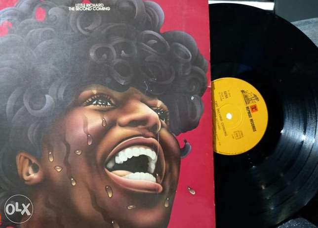 Little Richard - the second coming /VinylRecord