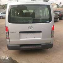 Toyota hiace bus for purchase