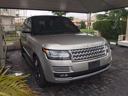 Very clean 2015 Range Rover HSE autobiography for sale