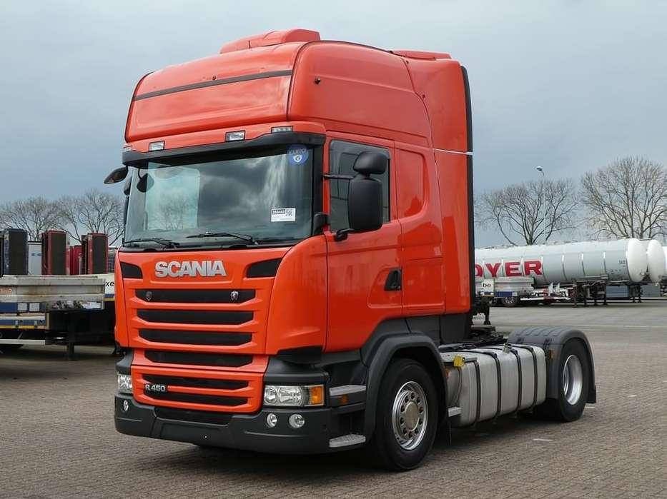 Scania R450 topline - 2015