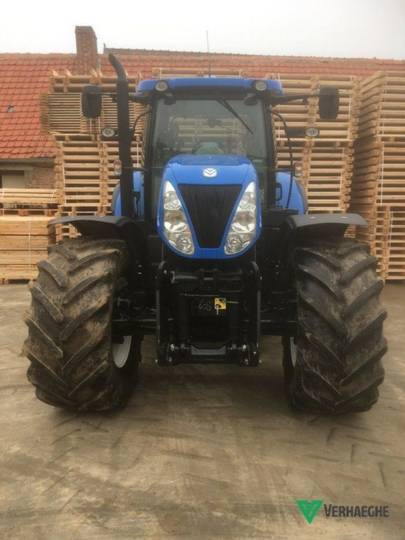 New Holland t7 270 ac - 2012