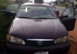 Carefully Used Mazda 626 For Sale