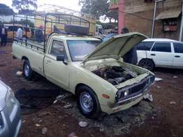 Datsun pickup on sale