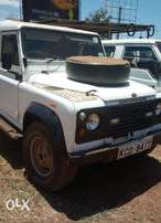 Defender on a quick sale