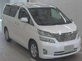 Toyota Vellfire 2010 Foreign Used For Sale Asking Price 2,300,000/=