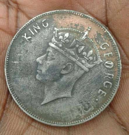old east africa coins {king george and queen elizabeth the second} Kampala - image 1