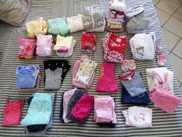 Pre-loved Baby Girls Clothes