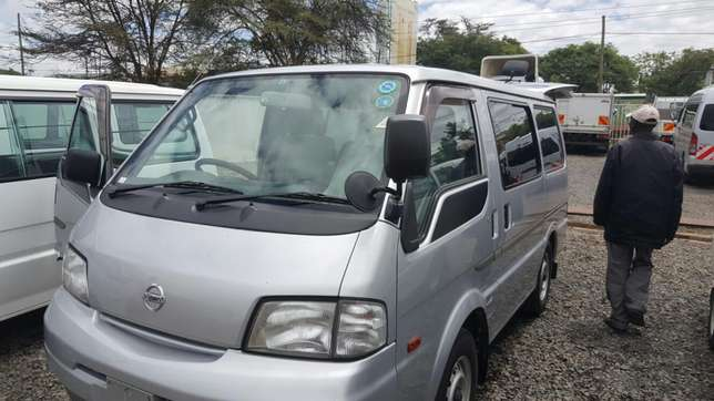 Nissan Vannet KCJ for sale at Ksh 800,000 Mombasa Island - image 7