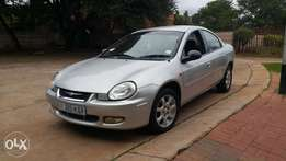 Chrysler Neon 2.0l for R23000