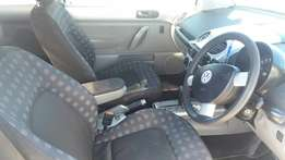 Vw New beetle for sale in a very good condition at R 60000 negatiable.