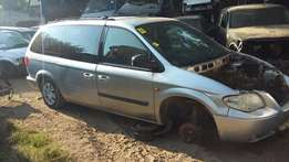 Chrysler Voyager MK2 Stripping for Parts
