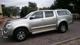 Toyota Hilux2.7vvvti 2009 Model for sale
