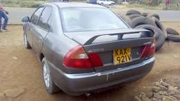 Mitsubishi lancer Auto in excellent condition now selling