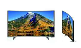 "TV Wholesaler: JVC 49"" CURVED Full HD LED TV - WIFI - 1 Year Warranty"