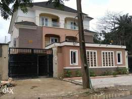 Newly built 5 bedrooms detached duplex for sale at GRA, Ikeja Lagos