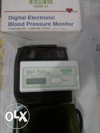 KBM - 21 Digital Electronic Blood Pressure Monitor