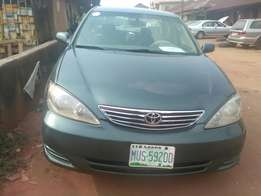 Toyota Camry Big For Nothing Camry 2.4