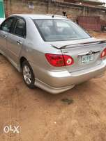 Extremely clean Toyota corolla sport 2004