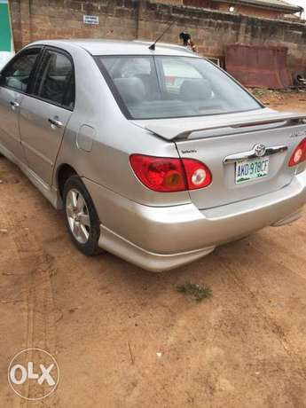 Extremely clean Toyota corolla sport 2004 Ibadan North - image 1