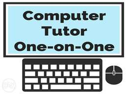 Private Computer Lessons for Kids, Beginners, Adults & Senior Citizens