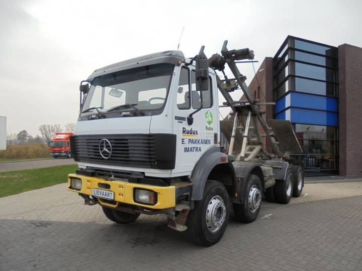 Mercedes-Benz Sk 3234 Tipper / 8x4 / Full Steel / Manual - 1994