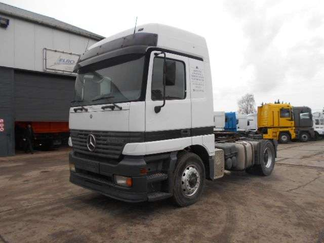 Mercedes-Benz Actros 1840 (BIG AXLE) - 1997