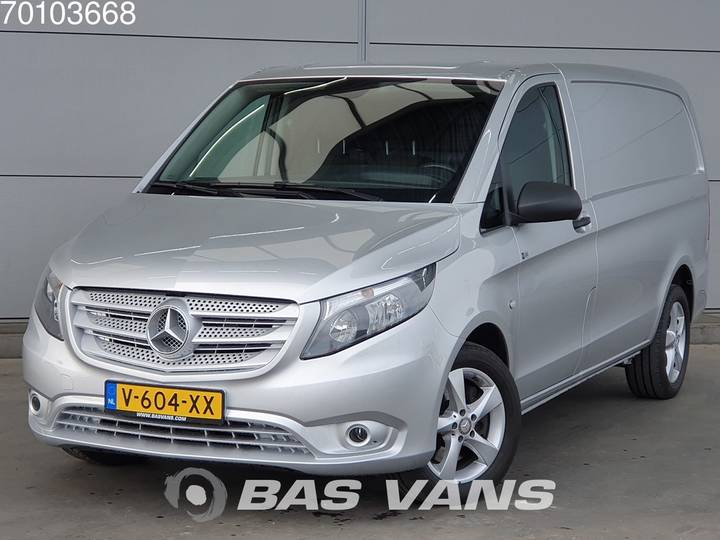 Mercedes-Benz Vito 119 CDI 190PK Automaat LM Velgen NAVI Cruise Lang L2... - 2015