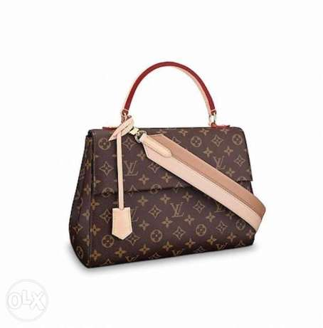 LV Real Leather Bag.