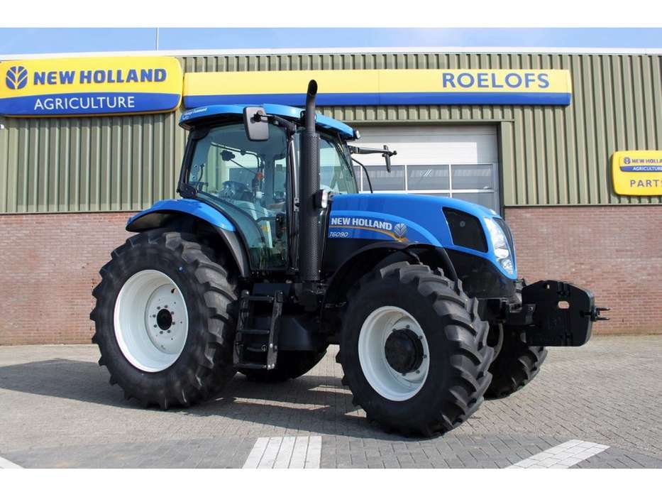 New Holland T6090 RC - 2017