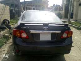 09 Toyota corolla for sale