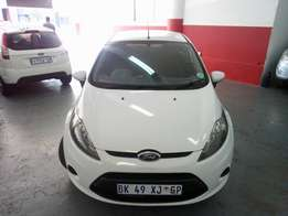 2011 Ford Fiesta 1.4 Ambiente, Color White, Price R108000