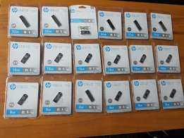HP Metallic Flash Disks - Wholesale and Retail with 1 Year Warranty