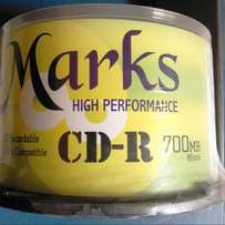 High perfomance CD's Marks at best price