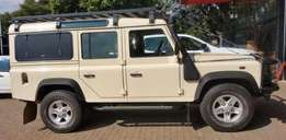 2004 Land Rover - Defender 110 2.5 TD5 CSW